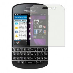 Folie Protectie Ecran BlackBerry Q10 Set 1 Buc