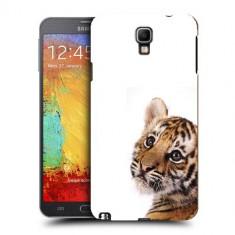 Husa Samsung Galaxy Note 3 Neo N7505 Silicon Gel Tpu Model Little Tiger - Husa Telefon