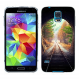 Husa Samsung Galaxy S5 G900 G901 Plus G903 Neo Silicon Gel Tpu Model Tunel