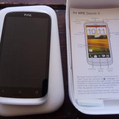 HTC Desire X alb, la cutie - 269 lei - Telefon mobil HTC Desire X, Neblocat