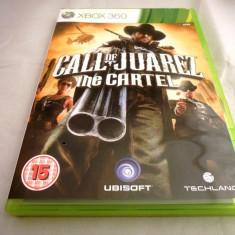 Call of Juarez the Cartel, xbox360, alte sute de jocuri! - Jocuri Xbox 360, Shooting, 16+, Single player