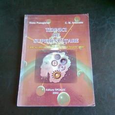 TEHNICI DE SUPERINVATARE - OANA PANAGORET