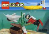 LEGO 6555 Sea Hunter