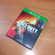 Joc Xbox One - Call of Duty Black Ops III Hardened Edition, de colectie - Jocuri Xbox One, Shooting, 18+