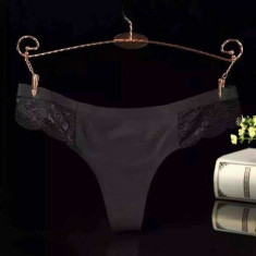 Chiloti /lenjerie Victoria's secret - new ! - Chiloti dama, Culoare: Negru, Marime: M, L