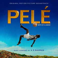 OST - Pele ( 1 CD ) - Muzica soundtrack