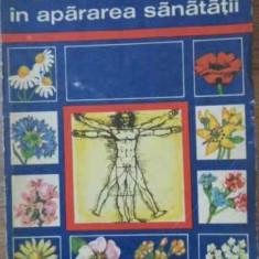 Plantele Medicinale In Apararea Sanatatii - C. Constantinescu, 395255 - Carte Medicina alternativa