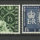 MAREA BRITANIE--ANGLIA--1953--MNH - Timbre straine, Nestampilat