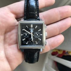 Ceas automatic TAG HEUER MONACO chronograph ! - Ceas barbatesc Tag Heuer, Mecanic-Automatic