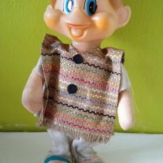 Papusa etno vintage Japan TKR Jestia 725 Pedro Doll taran mexican