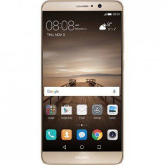 Telefon mobil Huawei Mate 9, Dual Sim, 64GB, 4G, Champagne Gold - Telefon Huawei