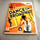 Dance on Broadway, pentru Wii, original, PAL, alte sute de jocuri!