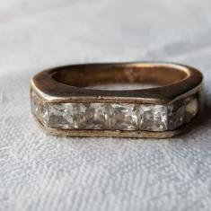 Inel argint VECHI Superb Splendid executat manual Delicat Finut de efect