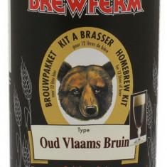 Brewferm Old Flemish 12l - kit pentru bere de casa 12 litri., Bruna