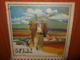 -Y-  SFINX - ZALMOXE  DISC VINIL LP