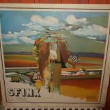 -Y- SFINX - ZALMOXE DISC VINIL LP - Muzica Rock