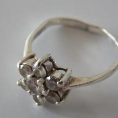 Inel argint cu zirconiu -1892