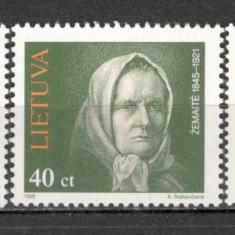 Lituania.1995 Personalitati KX.284 - Timbre straine, Nestampilat