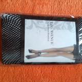 Ciorapi plasa negri - Dres, Marime: Marime universala, Culoare: Negru