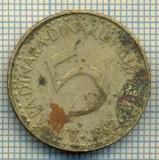 10688 MONEDA- YUGOSLAVIA - 5 DINARA -anul 1982 -STAREA CARE SE VEDE