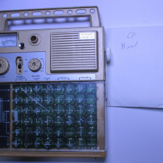 Un joc electronic kit radio vechi 150 montaje tip Gakken Electronique Etudiant - Jocuri Logica si inteligenta