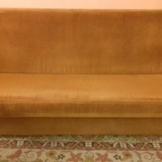 Vand canapea extensibilă cu spațiu depozitare
