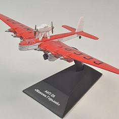 Macheta avion ANT-20 scara 1:400 - Macheta Aeromodel