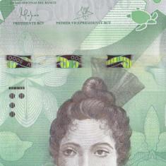 Bancnota Venezuela 5.000 Bolivares 2016 (2017) - PNew UNC