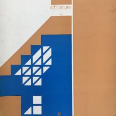 REVISTA ARHITECTURA NR 6 AN 1982 - Carte Arhitectura