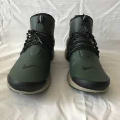 Adidasi NIKE AIR PRESTO MID utility(2017) marime 38.5 40 45 - Adidasi barbati Nike, Marime: 44, Culoare: Verde