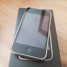 iPhone 3G Apple, 8 Gb, Negru la cutie - 189 lei, Neblocat