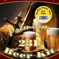 Better Brew India Pale Ale - kit pentru bere de casa 23 litri, Blonda