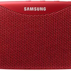 Boxa portabila Samsung stereo cu bluetooth, microfon, Multipoint Red