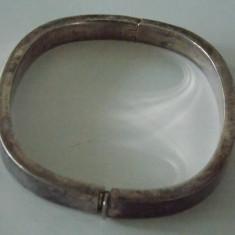 Bratara argint vintage -1877