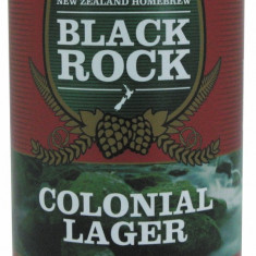 Black Rock Colonial Lager - kit pentru bere de casa 23 litri, Blonda