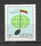 Lituania.1994 Festival de muzica Vilnius  KX.307