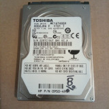 Hard Disk / HDD SATA TOSHIBA 160GB 100% HEALTH Laptop - HDD laptop Toshiba, 100-199 GB, Rotatii: 5400