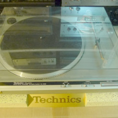 Pick-up Technics SL-Q300 Direct Drive Full Automatic, pe argintiu ori negru! - Pickup audio