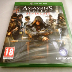 Assassin's Creed Syndicate, XBOX one, original si sigilat, alte sute de jocuri! - Jocuri Xbox One, Actiune, 18+, Single player