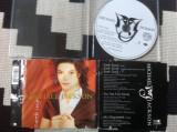 Michael jackson earth song cd disc maxi single muzica pop disco 1995 epic rec