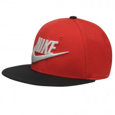 In STOC! Sapca Nike Futura True - Originala - Reglabila - 100% Lana - Sapca Barbati Nike, Marime: Marime universala, Culoare: Rosu