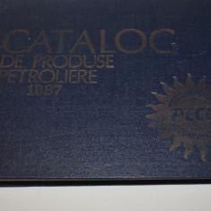 Produse petroliere ( catalog) - 1987 Peco - Carti Transporturi