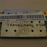 Placa de retea wireless Acer TravelMate 5730 5630 5230 5430 Atheros AR5BXB63