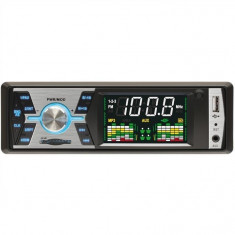 Radio MP3 player auto, port USB, SD, cu telecomanda - CD Player MP3 auto