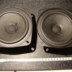 Difuzor Samsung / boxa 8 Ohmi /20W -Set 2 bucati. 5.25inchi /13.3cm -cititi descrierea, Difuzoare bass, 41-80 W