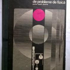 C. Vintila, I. Olteanu - Culegere de probleme de fizica pentru scoala generala - Carte Fizica