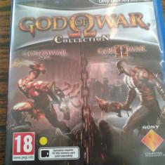 Vand jocuri ps vita, playstation vita, GOD OF WAR COLLECTION, Board games, 12+, Single player