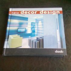 NEW DECOR DESIGN - Carte amenajari interioare