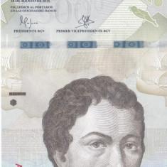Bancnota Venezuela 500 Bolivares 2016 (2017) - PNew UNC - bancnota america