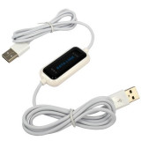 Cablu USB tata la USB tata, PC la PC prin usb, Direct Data File Transfer